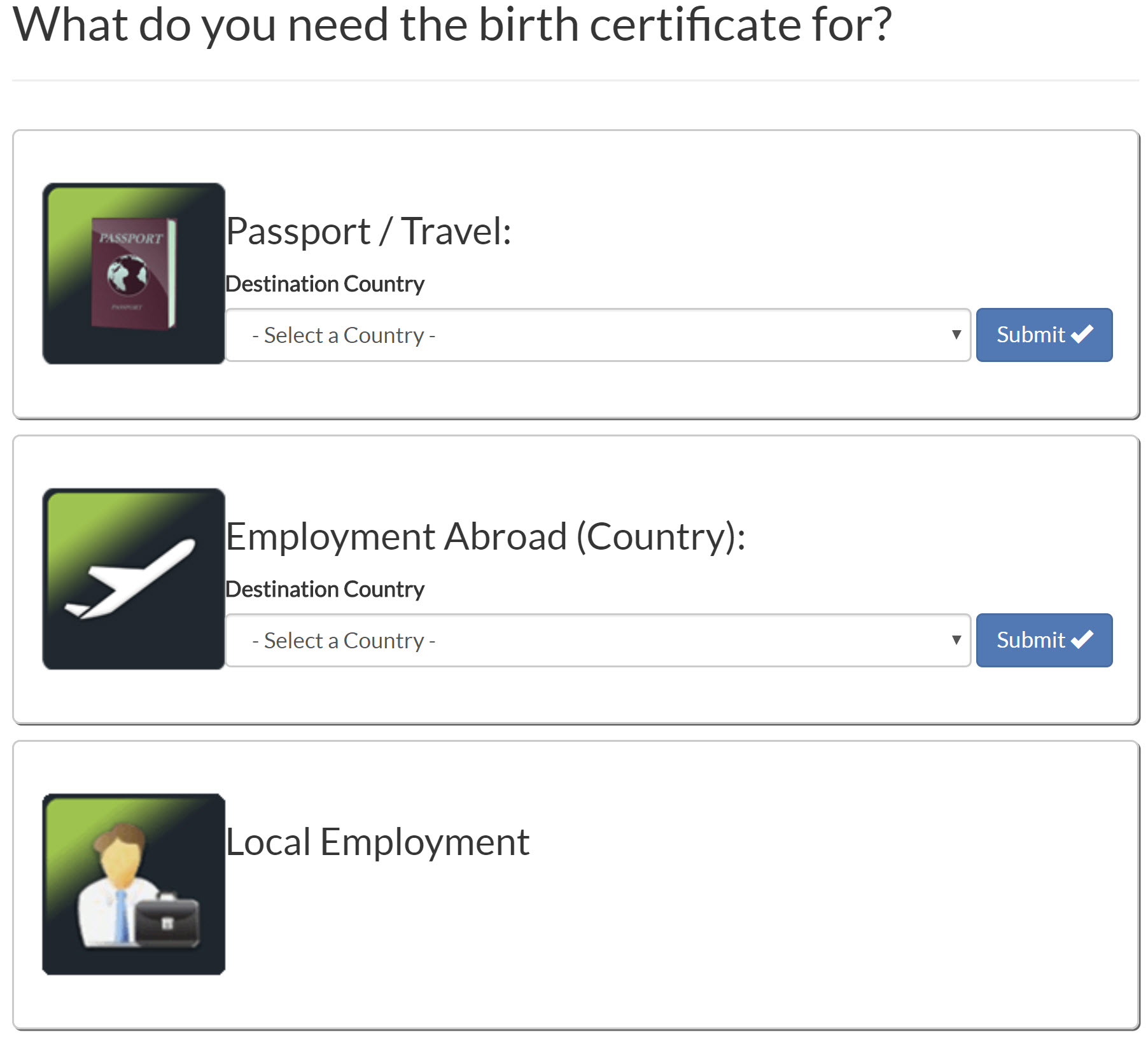 How To Get An Nso Birth Certificate Or Marriage Certificate Online