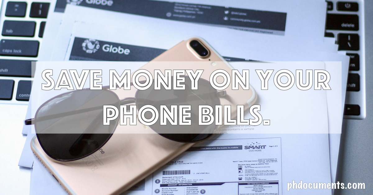Save Money on your Phone Bills-2